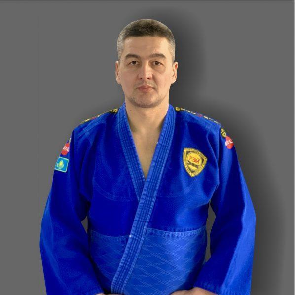Akberbayev Mukhamazhan